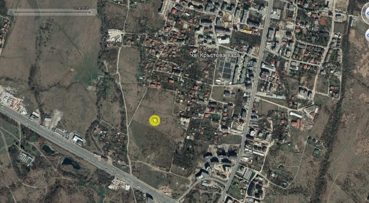 Продава поземлен имот 5100м2 в Кръстова вада